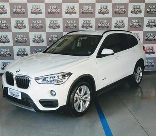 BMW X1 2.0 16V TURBO GASOLINA SDRIVE20I GP 4P AUTOMÁTICO