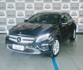Mercedes Benz GLA 200 1.6 CGI ADVANCE 16V TURBO FLEX 4P AUTOMÁTICO
