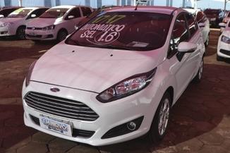 Ford FIESTA 1.6 SE PLUS HATCH 16V FLEX 4P POWERSHIFT