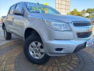 Chevrolet S10 2.8 LT 4X4 CD 16V TURBO DIESEL 4P MANUAL