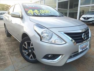 Nissan VERSA 1.6 16V FLEX UNIQUE 4P MANUAL