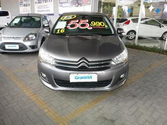 Citroën C4 Tendance 1.6 16V Flex
