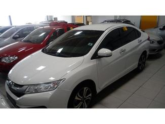 Honda City Sedan Exl 1.5 Flex 16V 4P Aut.