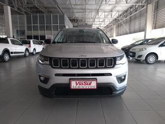 Jeep Compass Sport 4X2 2.0 16V At6 Flex