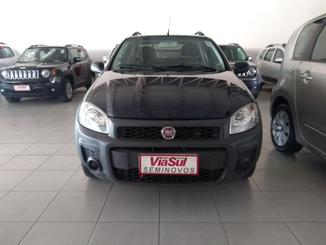 Fiat Strada Ce Working 1.4 8V Flex