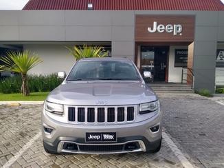 Jeep GRAND CHEROKEE 3.6 LIMITED 4X4 V6 24V GASOLINA 4P AUTOMATICO