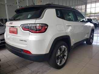 Jeep COMPASS 2.0 16V FLEX LIMITED AUTOMATICO