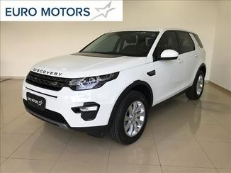 Land Rover DISCOVERY SPORT 2.0 16V TD4 Turbo SE