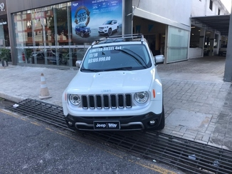 Jeep RENEGADE 2.0 16V TURBO DIESEL LIMITED 4P 4X4 AUTOMATICO