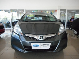 Honda NEW FIT (N.G) LX- CVT 1.5 16V(FLEXONE)