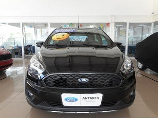 Ford KA 1.5 TI-VCT FLEX FREESTYLE AUTOMATICO