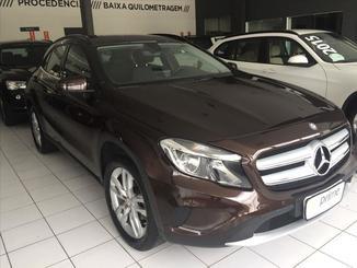 Mercedes Benz GLA 200 1.6 CGI Style 16V Turbo