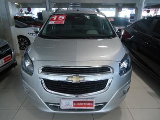 Chevrolet SPIN LTZ AT LTZ