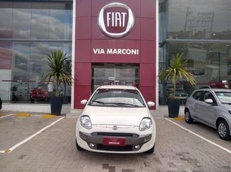 Fiat PUNTO 1.6 ESSENCE 16V FLEX 4P MANUAL
