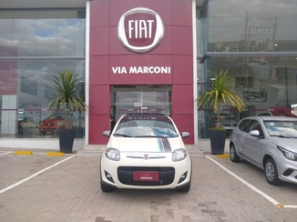 Fiat PALIO 1.6 MPI SPORTING SE BLUE EDITION 16V FLEX 4P MANUAL