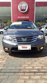 Honda CITY SEDAN LX-AT 1.5 16V(FLEX)