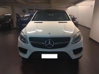 Mercedes Benz GLE 400 3.0 V6 Coupé 4matic