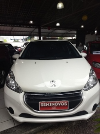 Peugeot 208 HATCH ACTIVE 1.5 8V(FLEX)