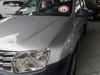 Renault DUSTER 1.6 DYNAMIQUE 4X2 16V FLEX 4P MANUAL