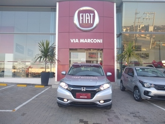 Honda HR-V 1.8 16V FLEX EX 4P AUTOMATICO