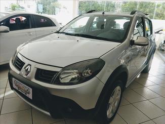 Renault SANDERO 1.6 STEPWAY 16V FLEX 4P MANUAL