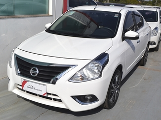 Nissan VERSA 1.6 16V FLEX UNIQUE 4P XTRONIC