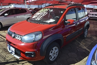 Fiat UNO 1.4 EVO WAY 8V FLEX 4P MANUAL