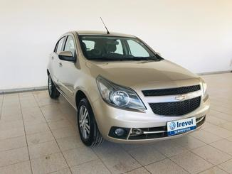 Chevrolet AGILE 1.4 LTZ AT