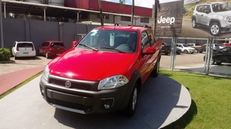 Fiat STRADA 1.4 MPI FREEDOM CD 8V FLEX 3P MANUAL