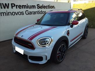 Mini COUNTRYMAN 2.0 16V Twinpower Turbo John Cooper Works Steptronic All4