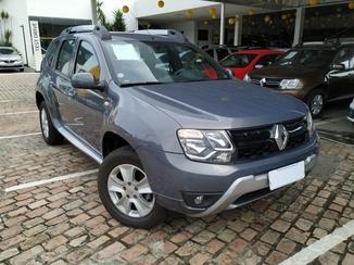 Renault DUSTER 2.0 DYNAMIQUE 4X2 16V FLEX 4P AUTOMATICO