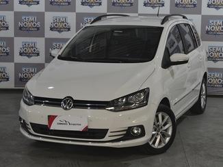 Volkswagen SPACEFOX 1.6 MI HIGHLINE 8V FLEX 4P MANUAL