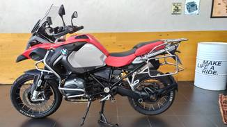 BMW Motorrad R1200GS ADVENTURE KIT BAIXO ADVENTURE