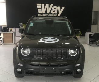 Jeep RENEGADE 2.0 16V TURBO DIESEL WILLYS 4P 4X4 AUTOMATICO