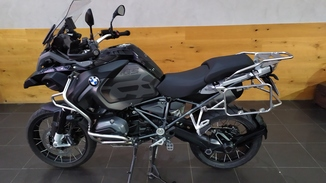 BMW Motorrad R1200GS ADVENTURE TRIPLE BLACK ADVENTURE