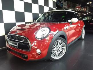 Mini COOPER COOPER 2.0 S TOP 16V TURBO GASOLINA 2P AUTOMATICO