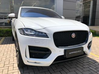 Jaguar F-PACE 3.0 V6 Supercharged R-sport AWD