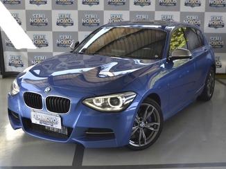 BMW M 135i 3.0 24V TURBO GASOLINA 2P AUTOMÁTICO