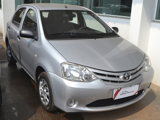Toyota ETIOS 1.3 16V FLEX 4P MANUAL