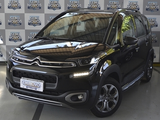 Citroën AIRCROSS 1.6 VTI 120 FLEX START SHINE EAT6