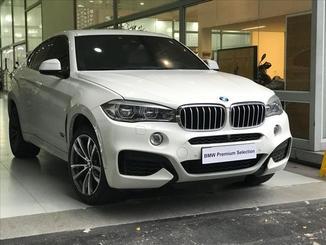 BMW X6 4.4 50I 4X4 Coupé 8 Cilindros 32V Bi-turbo