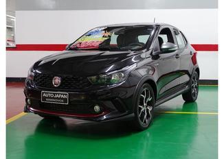 Fiat ARGO HGT 1.8 16V Flex Aut.