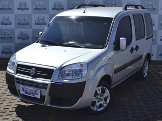 Fiat DOBLÒ 1.8 MPI ESSENCE 7L 16V FLEX 4P MANUAL
