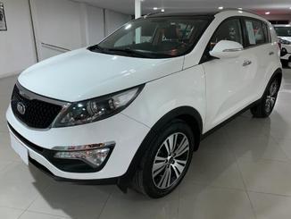 Kia Motors Sportage EX 2.0 16V Flex Aut.