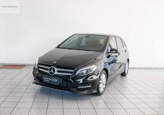 Mercedes Benz B 200 B 200 1.6 TURBO 16V FLEX 4P AUTOMATIZADO