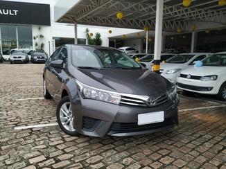 Toyota COROLLA 1.8 GLI 16V FLEX 4P AUTOMATICO