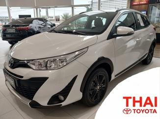 Toyota YARIS 1.5 16V FLEX X WAY MULTIDRIVE