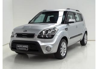 Kia Motors SOUL 1.6 16V Flex Mec.