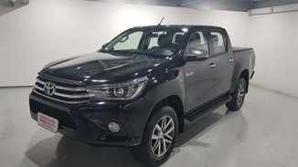 Toyota HILUX 2.8 SRX 4X4 CD 16V DIESEL 4P AUTOMATICO