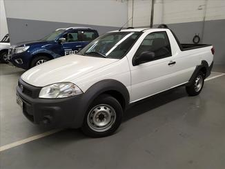 Fiat STRADA 1.4 MPI HARD WORKING CS 8V FLEX 2P MANUAL